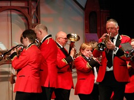Brassed Off - Masham 2017