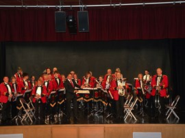 Joint Concert with Thirsk Band 2017